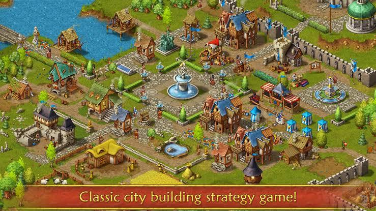 game membangun kota offline