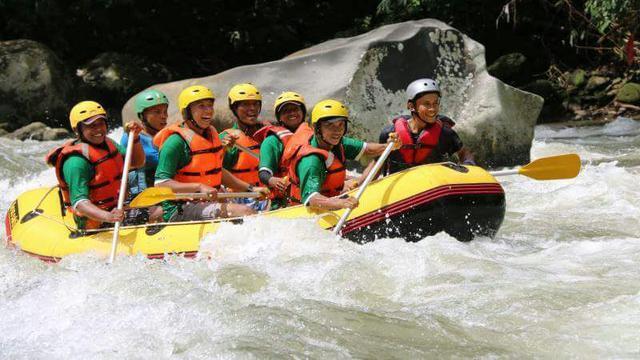 Persiapan Sebelum Rafting Di Bali