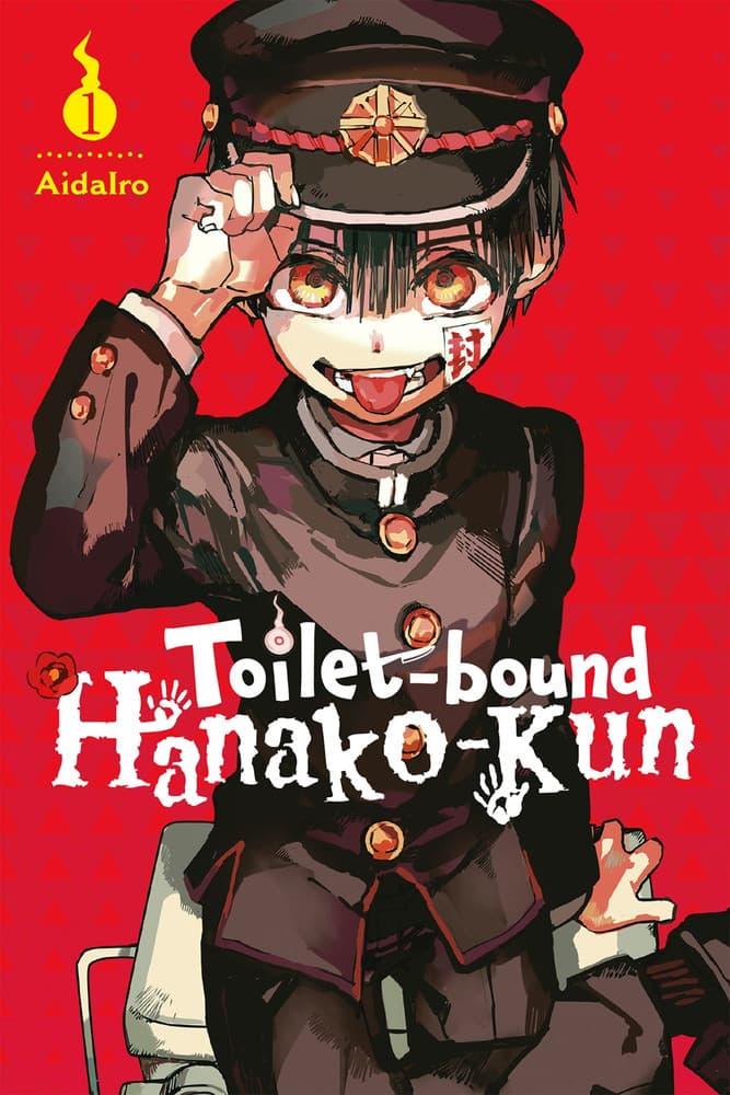 manga terlaris Toilet Bound Hanako-Kun