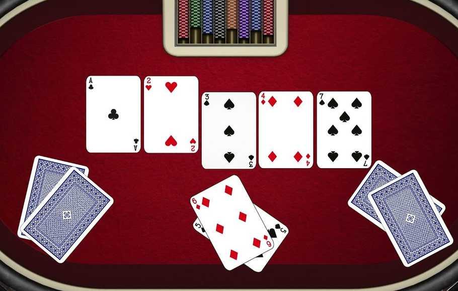 Perbedaan Poker dan Capsa Susun