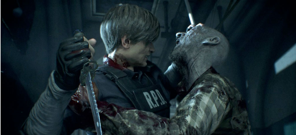 Resident Evil 2 Review: Storyline
