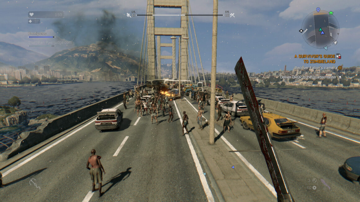 Dying Light Review - PS4 Games